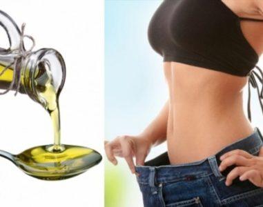 масла для похудения пить
